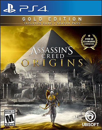 Download the hacked version of Assassins Creed Origins for