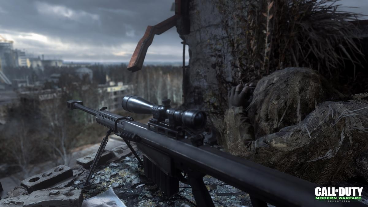 Download the hacked version of Call of Duty Modern Warfare