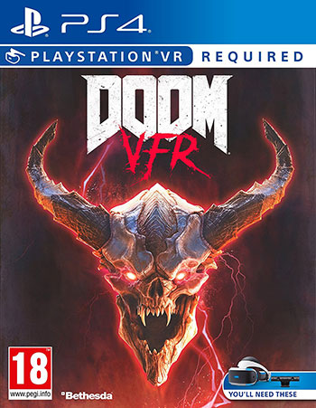 Download the hacked version of DOOM VFR for PS4 Firmware