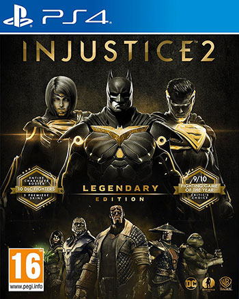 iso ps4 download 2 injustice
