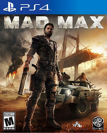 Download the hacked version of Mad Max for PS4 with all DLCs