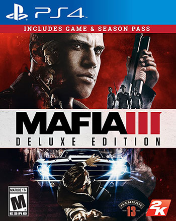 Download hacked version the the Mafia III v1 09 + All DLC for PS4