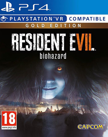 Download the hacked version of the Resident Evil 7 biohazard Gold