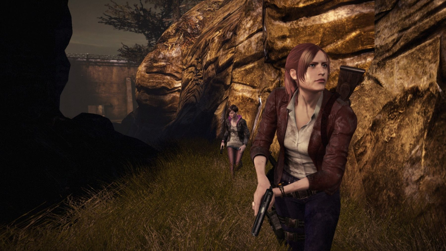 Download hacked version the of Resident Evil Revelations 2