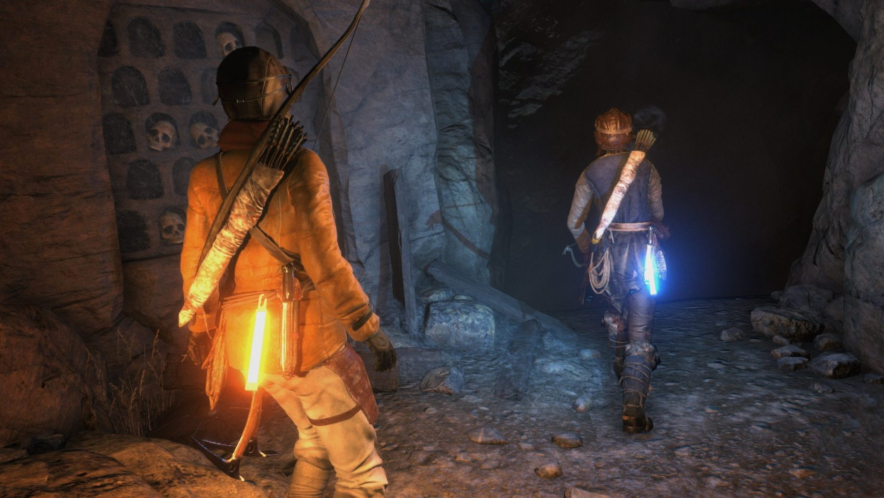 Download the hacked version of the Rise of the Tomb Raider