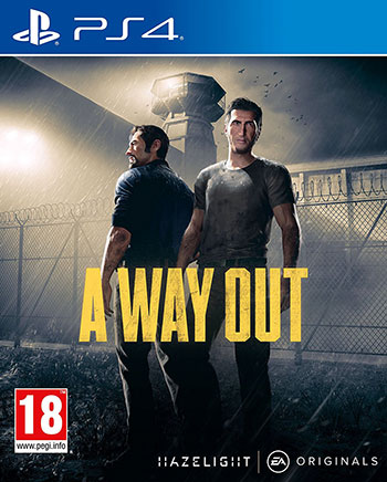 Download the hacked version of the game A Way Out for PS4 review
