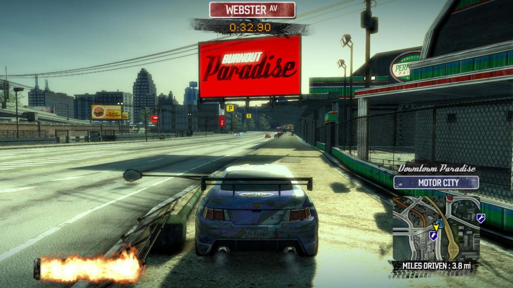 Download Burnout Paradise Remastered for PS4 review
