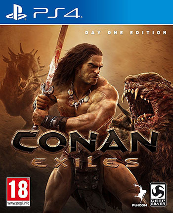 Download Conan Exiles for PS4 – Hacked Edition review