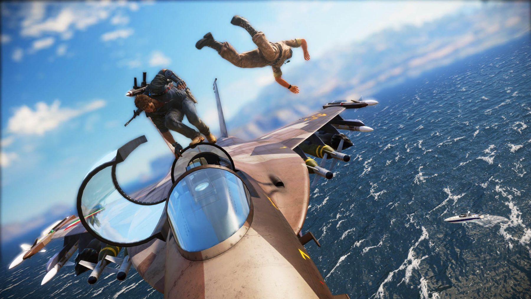 Download the hacked version of Just Cause 3 for PS4 – DUPLEX