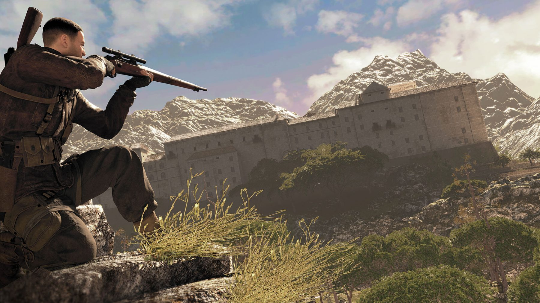 Download Sniper Elite 4 for PS4 – Hacked DUPLEX version review