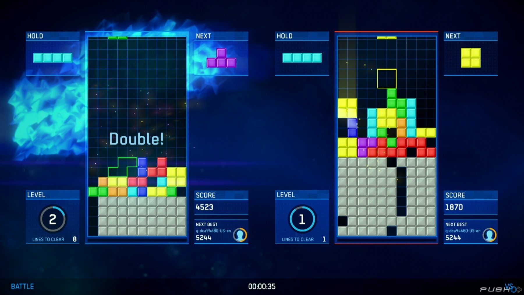Download the game Tetris Ultimate for PS4 – Hacked Edition review