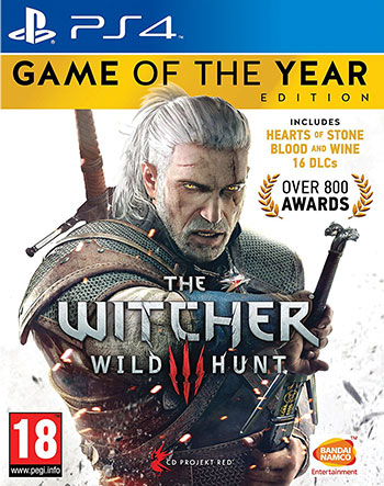 Download the hacked version of The Witcher 3 Wild Hunt Complete