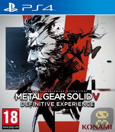 Download the hacked version of the Metal Gear Solid V 5 The