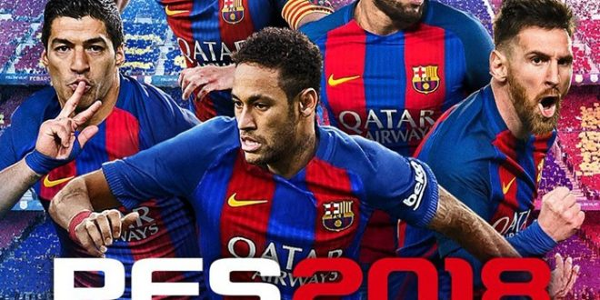 Download PES 2018 full patch Winter Season 2019 for PS4 PKG