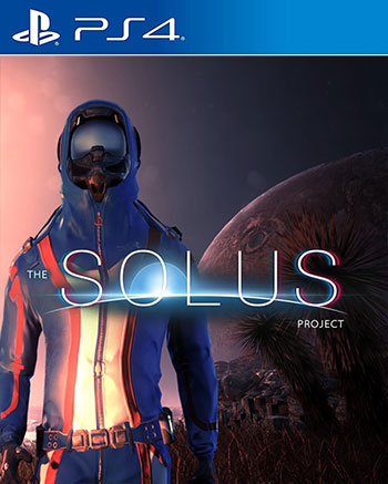 Download the hacked version of The Solus Project for PS4 PKG